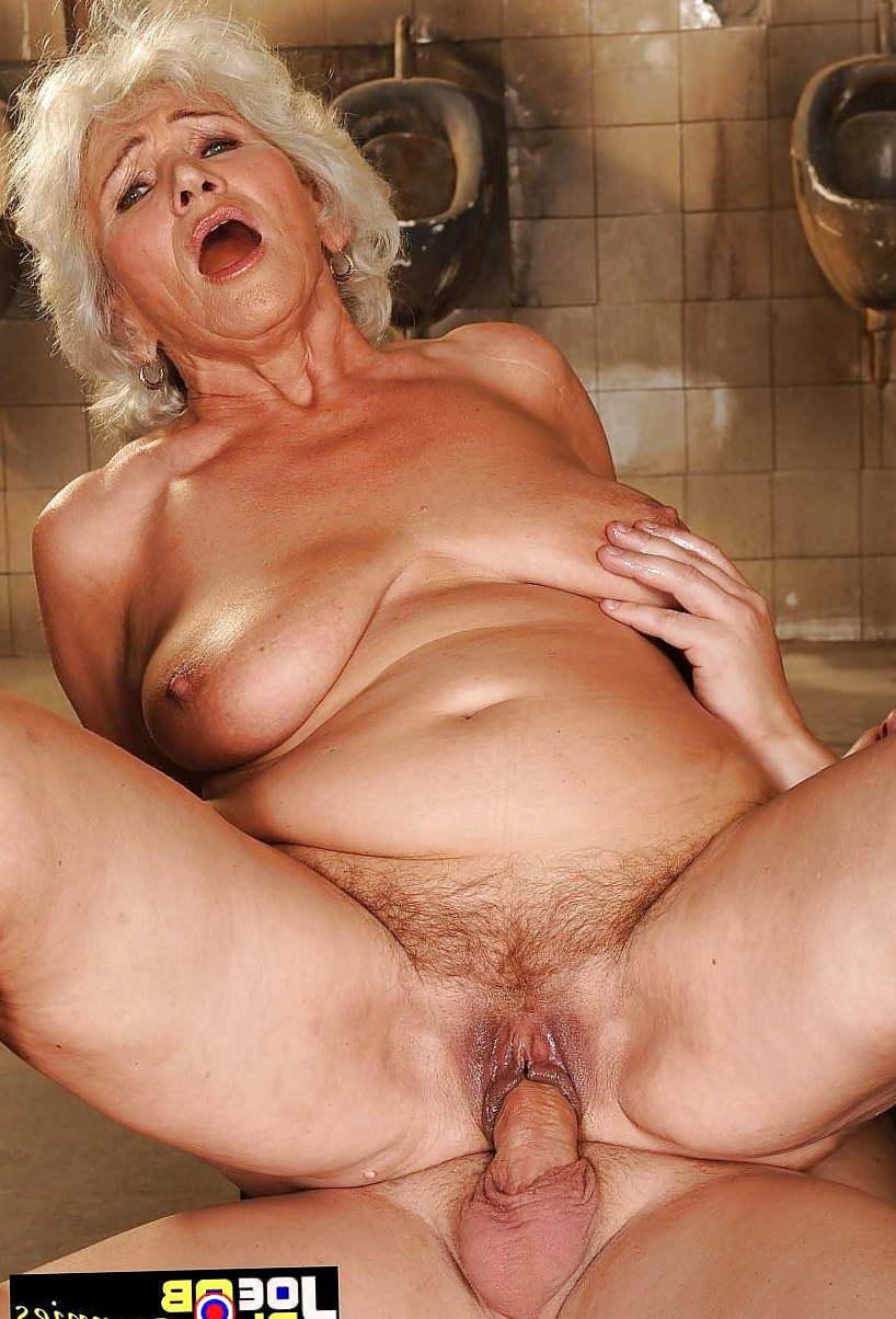 фото трах старушка